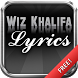 Wiz Khalifa Lyrics by Waterly Edellean Studio