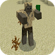 Mutants Mobs Pack for PE by MGS Studio
