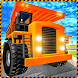 City Builder Tycoon Trucks - Construction Crane 3D by The Games Flare