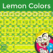 A. I. Type Lemon Colors א by AI Keyboard Themes