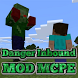 Danger Inbound MOD MCPE by VovaApps