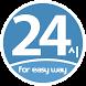 앱24시,24시간,매장 총정보,24시 by Illuwaa corp.
