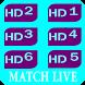 Match en direct 2017 tv by Devproma