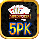 VIDEO POKER Go! by Game Bear