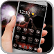 Blood skull launcher theme by Neon launcher theme - wallpapers