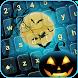 Halloween Night Emoji Keyboard by Girls Fashion Apps