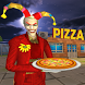ATV Scary Clown Pizza Delivery Boy: Beach Parties by Freeze Games
