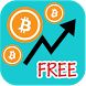 Free Bitcoin Faucet: BTC Mining by PMobile Games