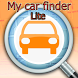 My car finder lite by aiboAndroid