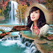 Waterfall Photo Frames by PIXELATE PICS STUDIO