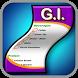 G.I. Diet Shopping List by LISIERE MEDIA LLC