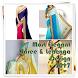 Most Elegant Saree and Lehenga by Jack Soeharyo