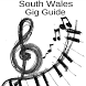 South Wales Gig Guide by The Guitar Shack UK
