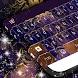 Neon Mermaid Keyboard Theme by Premium Themes