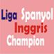 jadwal liga inggris spanyol by Nur Riastini