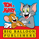 Tom and Jerry Learn and Play by Big Balloon