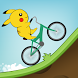 BMX Pikachu Go Bike