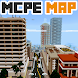The Los Dangeles City MCPE Map