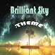 eXperianz Theme -Brilliant Sky by Yoh Ching
