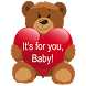 Love Teddy Bears Phrases by Apps Happy For You
