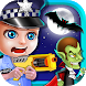 Policeman Hero - Vampire scare by Mini Pet Media Games