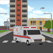 blocky emergency parking sim 2 by parking games