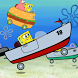Sponge Bob Boat Racing