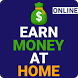 Earn Money at Home by Alpha Free Apps 2017