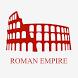 Roman Empire History by Edipress