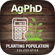 Ag PhD Planting Population Calculator by Ag PhD