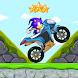 Motorbike Sonic runner 2