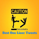 One Line Witty Tweets by Top Free Android apps