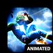 Dance Energy Animated Keyboard by Wave Keyboard Design Studio