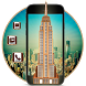 3D new York Empire State Building Theme by Elegant Theme