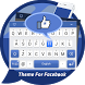 Theme For FaceBook Keyboard by Music Emoji Keyboard Theme