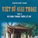 Việt Sử Giai Thoai V by Trần Phước Hùng