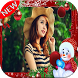 Christmas Photo Frame by aeapps