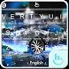 Fast & Water Keyboard Theme by Sexy Free Emoji Keyboard Theme