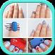 DIY Nail Designs Tutorial by Langsamdroid