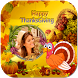 Happy Thanksgiving Photo Frames by Onex Labs