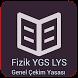 Genel Çekim Yasası FİZİK by İLKER CORSUZ