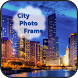 City Photo Frame by White Lotus