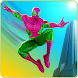 Spider Hero Survival vs Crime City Gangsters War by Appitix