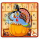 Thanksgiving Thanks Keyboard Theme by Fashion Cute Emoji
