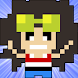 Jump Rope Girl by Pixel Vandals Inc.