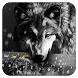 Wolf Keyboard by Cool Keyboard Theme Studio