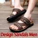 Design Sandals Men by khatami
