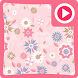 Color Cute Flower Wallpaper by Mother Nature Live Wallpaper