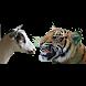 Bagh-Bakri (Tiger-Goat) by Braingen Apps