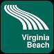 Virginia Beach Map offline by iniCall.com